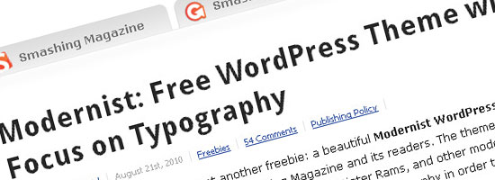 Best wordpress articles