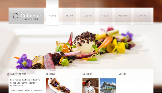 Food Websites WordPress